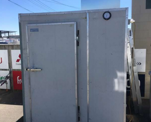 Refrgeration design and build Feilding and Manawatu. Chiller or freezer units, mobile or permanent. APB Electrical.